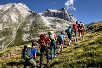 Youth at the Top 2018 @  UNESCO World Heritage Swiss Alps Jungfrau-Aletsch